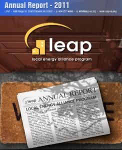 Annual Report Screenshot