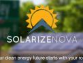 solarize nova logo screenshot